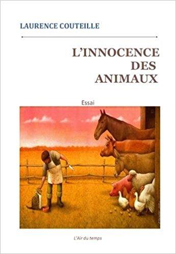 Livre « L'innocence des animaux »